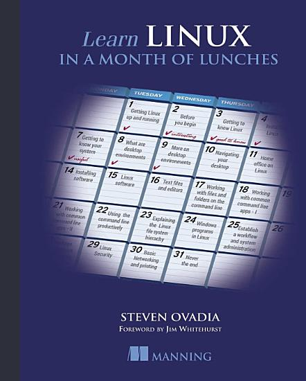 Learn Linux in a Month of Lunches PDF