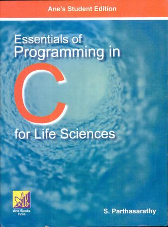 Essentials Of Programming In C For Life Sciences PDF