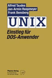 UNIX: Einstieg für DOS-Anwender