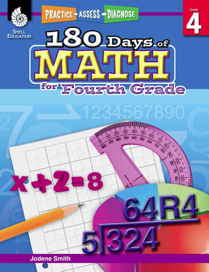 180 Days of Math for Fourth Grade  Practice  Assess  Diagnose PDF