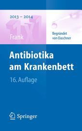 Antibiotika am Krankenbett: Ausgabe 16