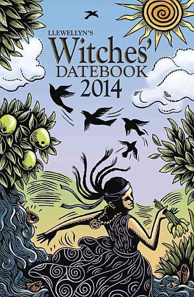 Llewellyn s 2014 Witches  Datebook