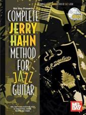 Complete Jerry Hahn Method for Jazz Guitar