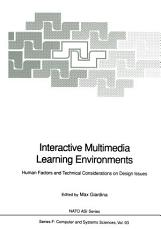 Interactive Multimedia Learning Environments PDF