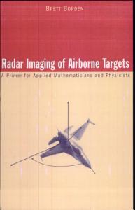 Radar Imaging of Airborne Targets PDF