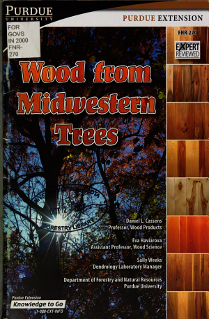 Wood from Midwestern Trees PDF