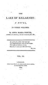 The Lake of Killarney: A Novel ...