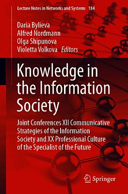 Knowledge in the Information Society PDF
