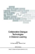 Collaborative Dialogue Technologies in Distance Learning