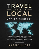 Travel Like a Local - Map of Tokmok