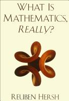 What is Mathematics  Really  PDF