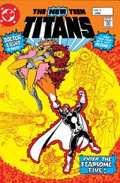 The New Teen Titans (1980-) #3