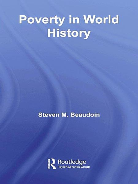 Download Poverty in World History Book
