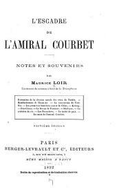 L'escadre de l'amiral Courbet: notes et souvenirs