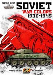 AK270 SOVIET WAR COLORS 1936-1945