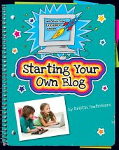 Starting Your Own Blog