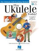 Play Ukulele Today Level Two