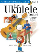 Play Ukulele Today! Level Two