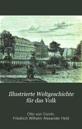 Illustrierte Weltgeschichte für das Volk: Band 8