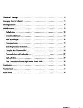 Farm Foundation Annual Report
