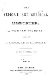 Medical and Surgical Reporter: Volume 2
