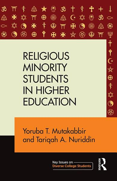 Religious Minority Students in Higher Education