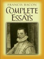 Complete Essays PDF