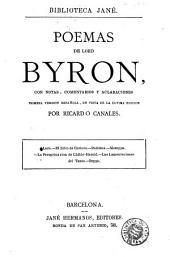 Poemas de Lord Byron