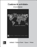 Workbook/Laboratory Manual for Tu mundo