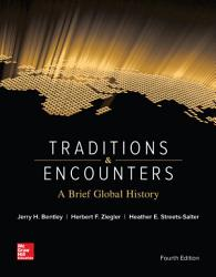 Traditions Encounters A Brief Global History PDF