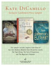 Kate DiCamillo: Exclusive Candlewick Press Sampler
