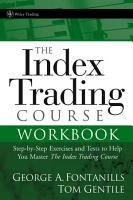 The Index Trading Course Workbook PDF