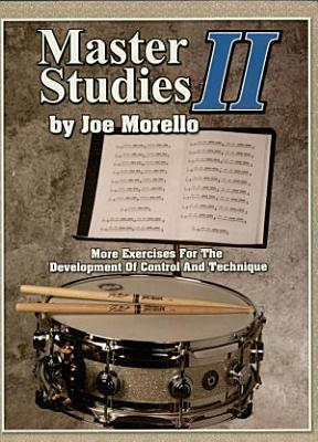 Master Studies II  Music Instruction