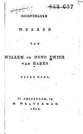 Dichterlijke werken: Volume 6