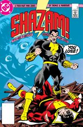 Shazam! The New Beginning (1987-) #3