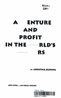 Adventure and Profit in the World s Bazaars PDF