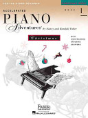 Accelerated Piano Adventures Christmas Book Book 1
