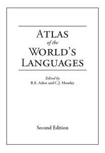 Atlas of the World s Languages PDF