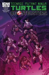 Teenage Mutant Ninja Turtles/Ghostbusters #2