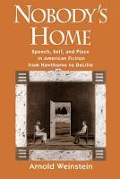 Nobody s Home PDF