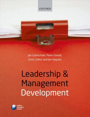 Leadership and Management Development PDF