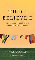 This I Believe Ii Book PDF