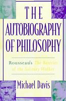 The Autobiography of Philosophy PDF