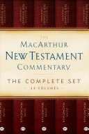 The Macarthur New Testament Commentary PDF
