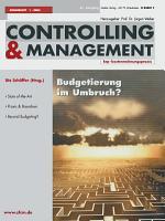 Budgetierung im Umbruch   PDF