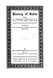 History of India: Volume 8