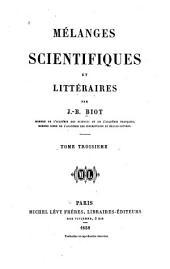 Esquisses biographiques (suite) Économie sociale. Voyages de découvertes