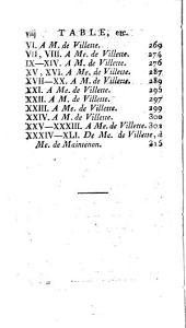 Mémoires et lettres de Mme de Maintenon: Volume7