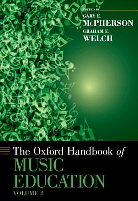 The Oxford Handbook of Music Education PDF