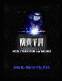 Math Metal Fabricators and Welders  Block Math Review Workbook PDF